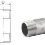 Бочонок DN50 (60,3 мм) AISI 304