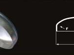 Заглушка эллиптическая нержавеющая 38,0х2,0 мм AISI 304